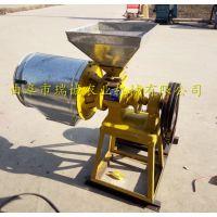 瑞诚供应 家用小麦玉米磨面机 小型磨面机 粮食加工设备