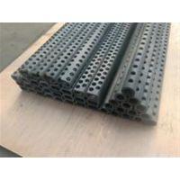多孔管|华强工程陶多孔管|卫生瓷孔管材生产线