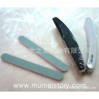 海绵指甲锉豆腐块 指甲修护用品 两面极精细抛光块,美甲工具