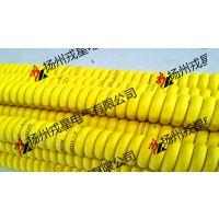 PU高弹性螺旋电缆戎星专业化制造商