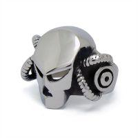 变形金刚男霸气戒指指环男士威震天戒指钛钢防身个性首饰SA556