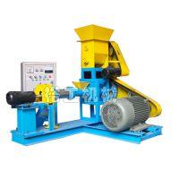 DGP60-C型大、中、小型膨化机、浮性鱼食饲料机河北厂家直供