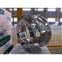 22.5*8.25 forged aluminum wheel double polished