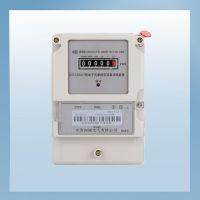 DDS607两相挂式电能表 10(40)A,两相电表