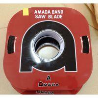 供应日本AMADA/NCC双金属立锯用锯带 深圳哪里有立式锯床锯条 锯带卖