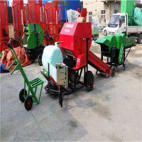 销售圣泰牌饲料打包机 5552型青贮饲料打包机厂家销售 云南直销