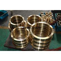 欢迎定做工程机械重荷载 连杆衬套锡磷青铜ZCuSn10P1铜套