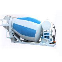 长期供应郑州鑫璐通车载搅拌运输罐、3|4方液压混凝土罐车