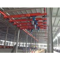 青岛KBK起重机|KBK柔性起重机图片 轻型起重设备电动葫芦生产厂家