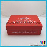 厂家专业定做纸盒、彩盒、鞋盒、翻盖礼品盒、抽屉式礼品盒