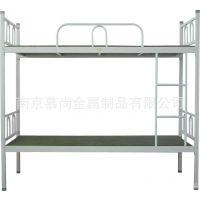 厂家生产南京上海深圳广州杭州北京武汉 南京公寓专用双层床 慕尚金属双层床慕尚