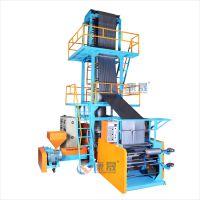 广大专业生产三层共挤吹膜机 ABA共挤吹膜机 吹膜机生产厂家