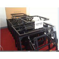 合肥博慈拼接屏-46寸、47寸、55寸液压前维护支架、合肥厂家直销