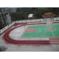 天津篮球场地施工方案