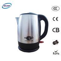食品级不锈钢电水壶 厂家直销KL-188 CB标准 广州不锈钢保温壶厂家
