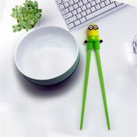 定制立体卡通图案筷子头 儿童专用筷智能儿童学习筷 欢迎来图定制