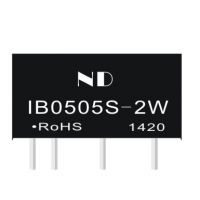 IB0505S-2W输出5V转5V,隔离电源模块生产厂家