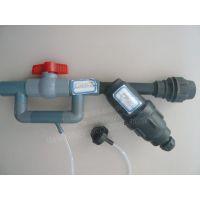 砂石离心过滤器 节水灌溉过滤器 天津大棚灌溉 迪龙塑胶