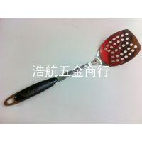 【厂家直销】不锈钢厨具陶瓷柄  厨房锅铲 烹饪工具 赠品套装