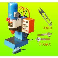 瑞威特气动铆接机,径向气动铆接机,台式旋铆机,电子产品旋铆机,铆钉机