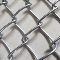 镀锌铁丝网 低碳钢丝勾花网 矿用活络网
