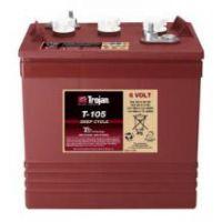 旅游车蓄电池6V225AH 美国邱健蓄电池T-105