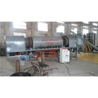 浙江椰壳炭化机|椰壳炭化机|连续式炭化机