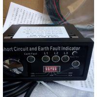 鼎欣供应10-35kv高压架空电缆线路接地短路面板型故障指示器EKL4