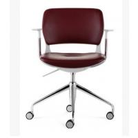 格友家具供应高档品牌办公椅,皮制简约会议椅