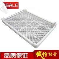 厂家供应食品级烘干盘冷冻盘单冻器塑料浅盘型号齐全品质保证