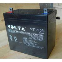 韩国沃塔蓄电池VT1255 直流电源柜电池