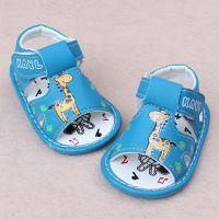 2015夏季品牌儿童凉鞋批发 韩国童鞋宝宝婴儿凉鞋卡通软底小童鞋