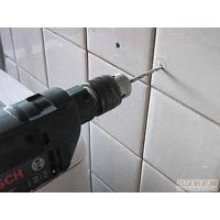 专业电视机安装打眼、排风扇安装打眼、墙壁挂件钻孔.瓷砖打孔切割