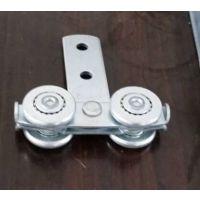 软蓬车配件软蓬车滑轮蓬布车滚轮