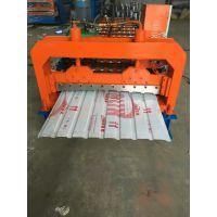 定做铝板压瓦机河北沧州兴益压瓦机厂
