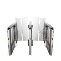 防静电门禁系统结合速通门闸机更有利于电子行业产品品质保障