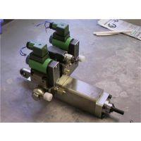 双向液压伺服作动器、伺服作动器、烟台伟航电液(多图)