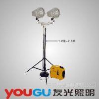 供应便携式工作灯厂家 GSFW3000C便携式升降工作灯