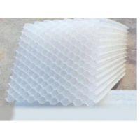 供应供应全兴生产蜂窝斜管 六角斜管 玻璃钢斜管 质优价廉