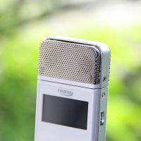 录音笔+麦克风+MP3+收音 多功能数码产品--掌上KTV