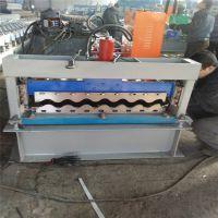 780型大圆弧压瓦机哪里产 沧州科邦压瓦机专业制作 物美价廉 质量保证