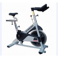 山东宁津【环宇】HY-6017坐骑式动感单车 健身房 户外通用型 按压式手刹设计更方便