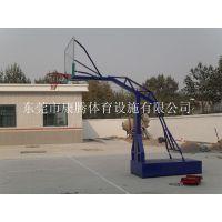 东莞移动篮球架款式,塘厦埋地篮球架价格,长期供应篮球架厂家