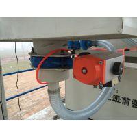 JS750混凝土搅拌机水泥称量卸料气动阀门郑州建新.昌利.强力原厂件