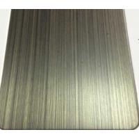 不锈钢古铜板 古铜装饰板 彩色不锈钢板 青古铜蚀刻板 蚀刻镀铜板 不锈钢铜板 蚀刻花板