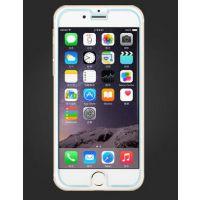 苹果6s 闪钻玻璃膜 钢化膜批发iphone6炫彩渐变闪粉前后钢化玻璃膜