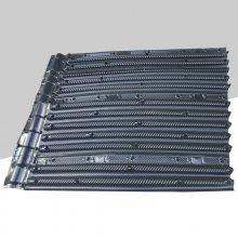 供应江苏盐城大丰养殖黄鳝的鳝巢 1000×500mmS型凹槽塑料片 河北华强