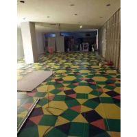 天津办公室地板_定制型办公室PVC地板