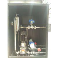 石家庄博谊冷凝器胶球自动在线清洗装置BeJQ-200
