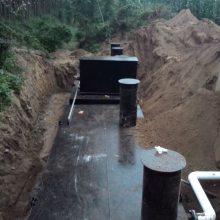 5m?/d美容师门诊医疗污水处理小型一体化地埋设备诸城润泓环保厂家